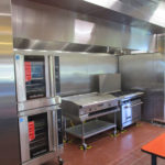 Lions Camp Horizon - Dining Hall Kitchen