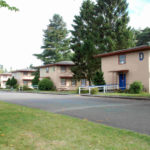 Lions Camp Horizon - Dorms and Rec Building